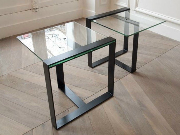 S Verin Table Basse Carr E By Alex De Rouvray Design