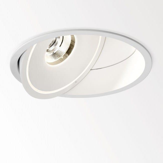 spot orientable pour plafond encastrable tweeter st d 111 s1 by delta light. Black Bedroom Furniture Sets. Home Design Ideas