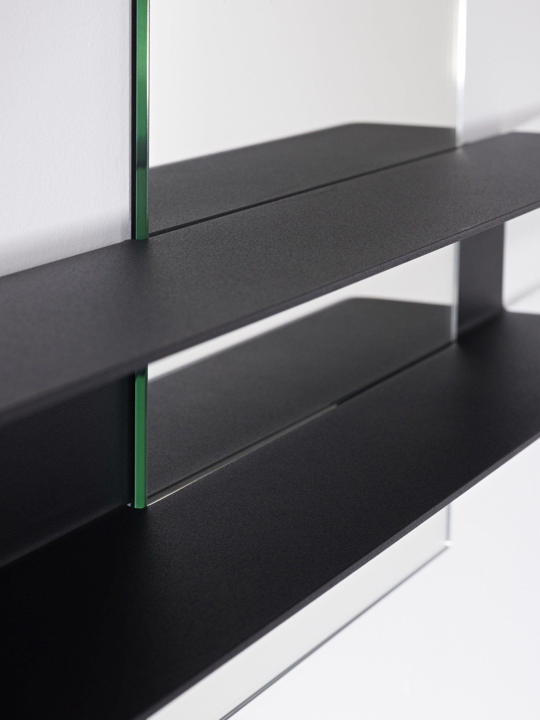 miroir contemporain pour salle de bain. Black Bedroom Furniture Sets. Home Design Ideas