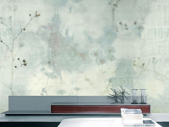 Vinyl Wallpaper Jazz By Glamora