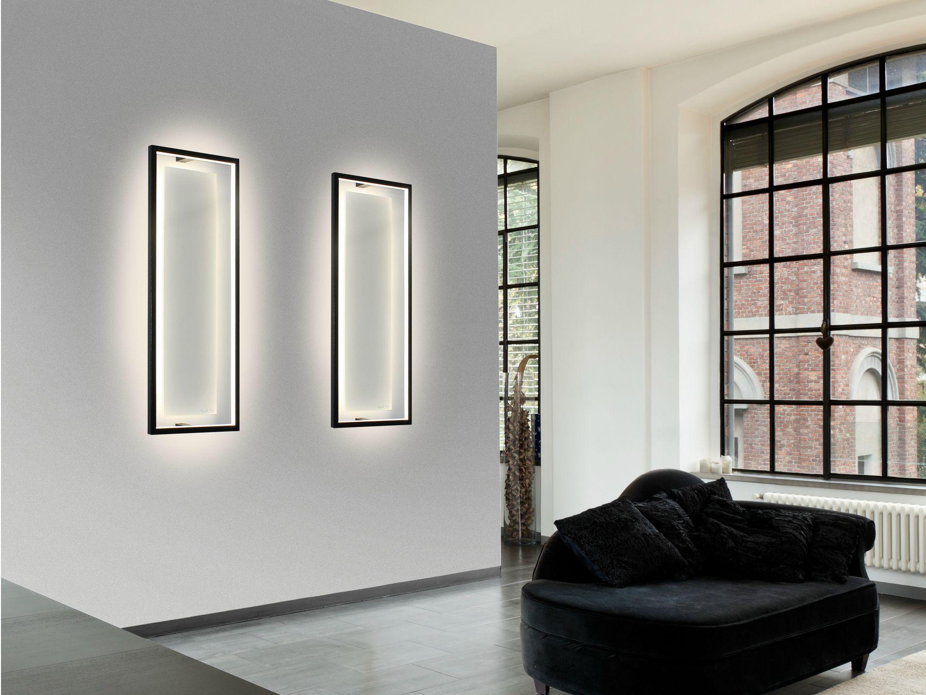 Luz indirecta led with luz indirecta led decoracion led with luz indirecta led aplique de - Luz indirecta led ...