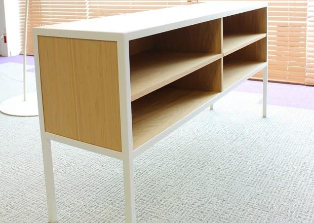 madia in legno c1 by alex de rouvray design design alex de rouvray. Black Bedroom Furniture Sets. Home Design Ideas