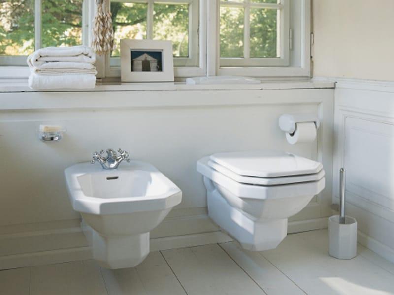 serie 1930 bidet sospeso by duravit. Black Bedroom Furniture Sets. Home Design Ideas