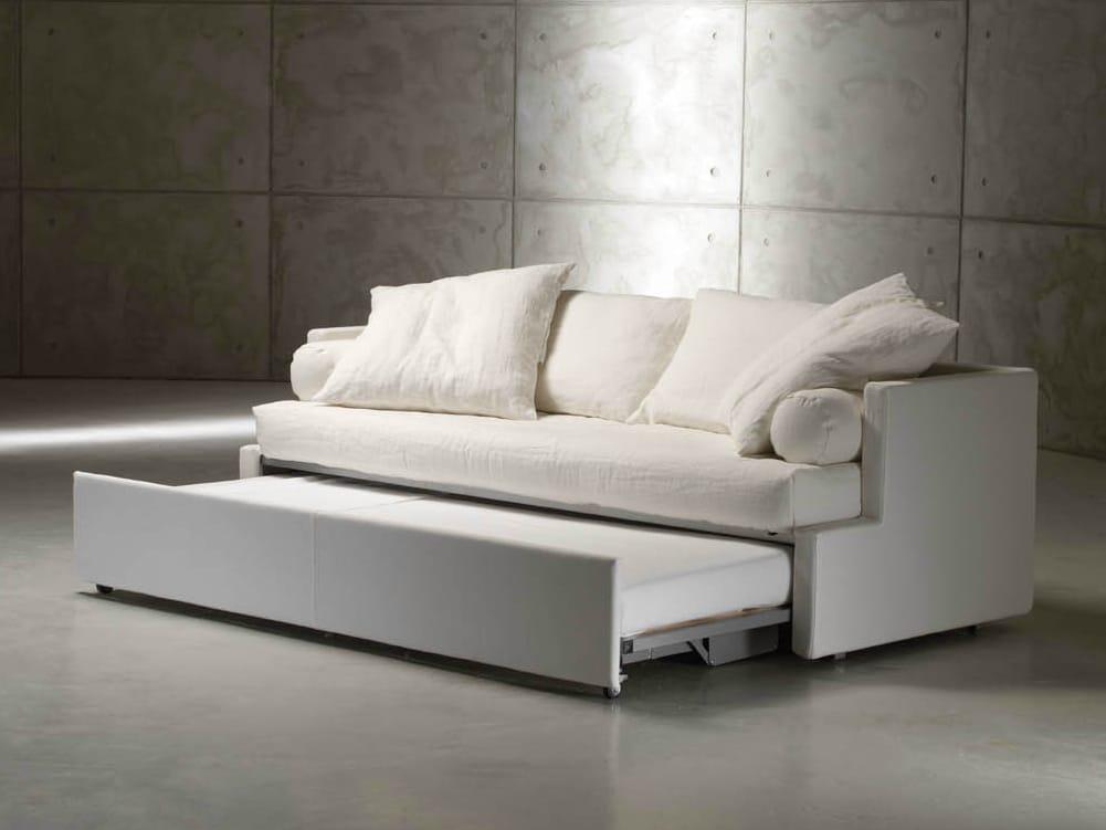 Fabric Sofa Bed Bali By Orizzonti Italia Design Giulio Manzoni