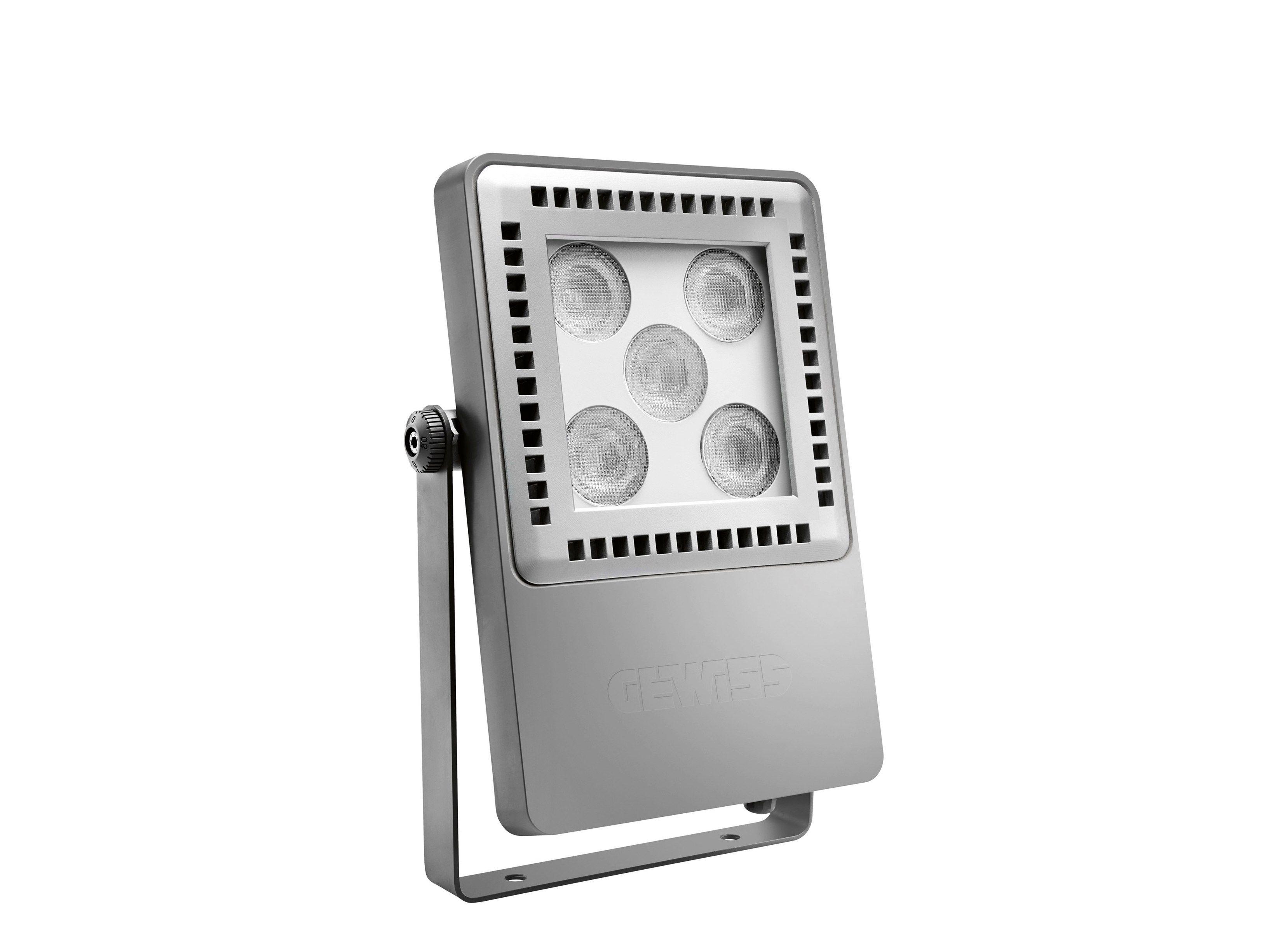 led industrial projector smart 4 fl by gewiss. Black Bedroom Furniture Sets. Home Design Ideas