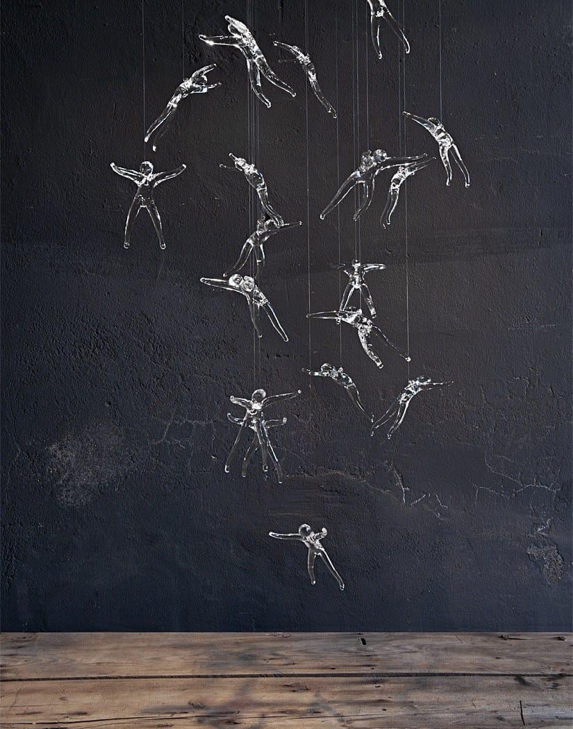 lustre halog ne en cristal angel falls by terzani design. Black Bedroom Furniture Sets. Home Design Ideas