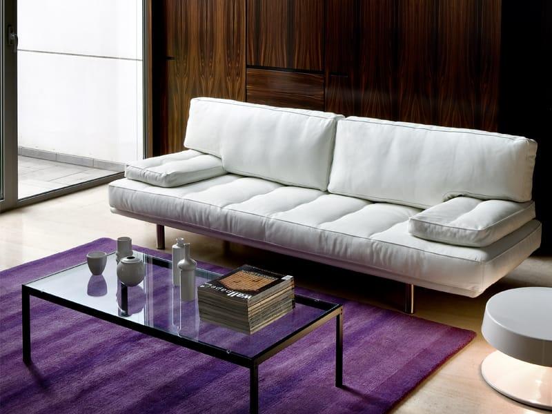 milano canap by zanotta design jonathan de pas studio d. Black Bedroom Furniture Sets. Home Design Ideas