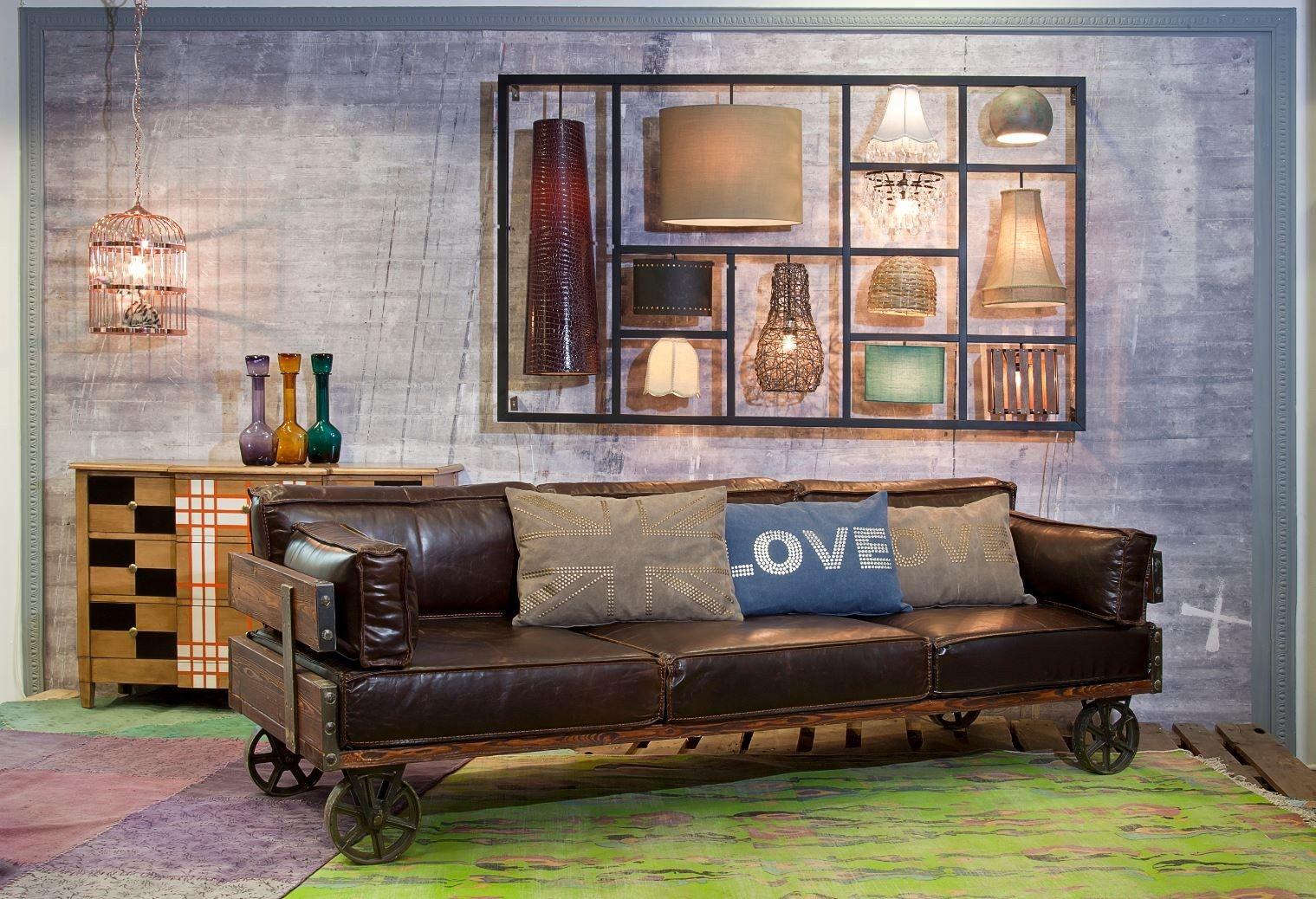 Railway Sofa By Kare Design