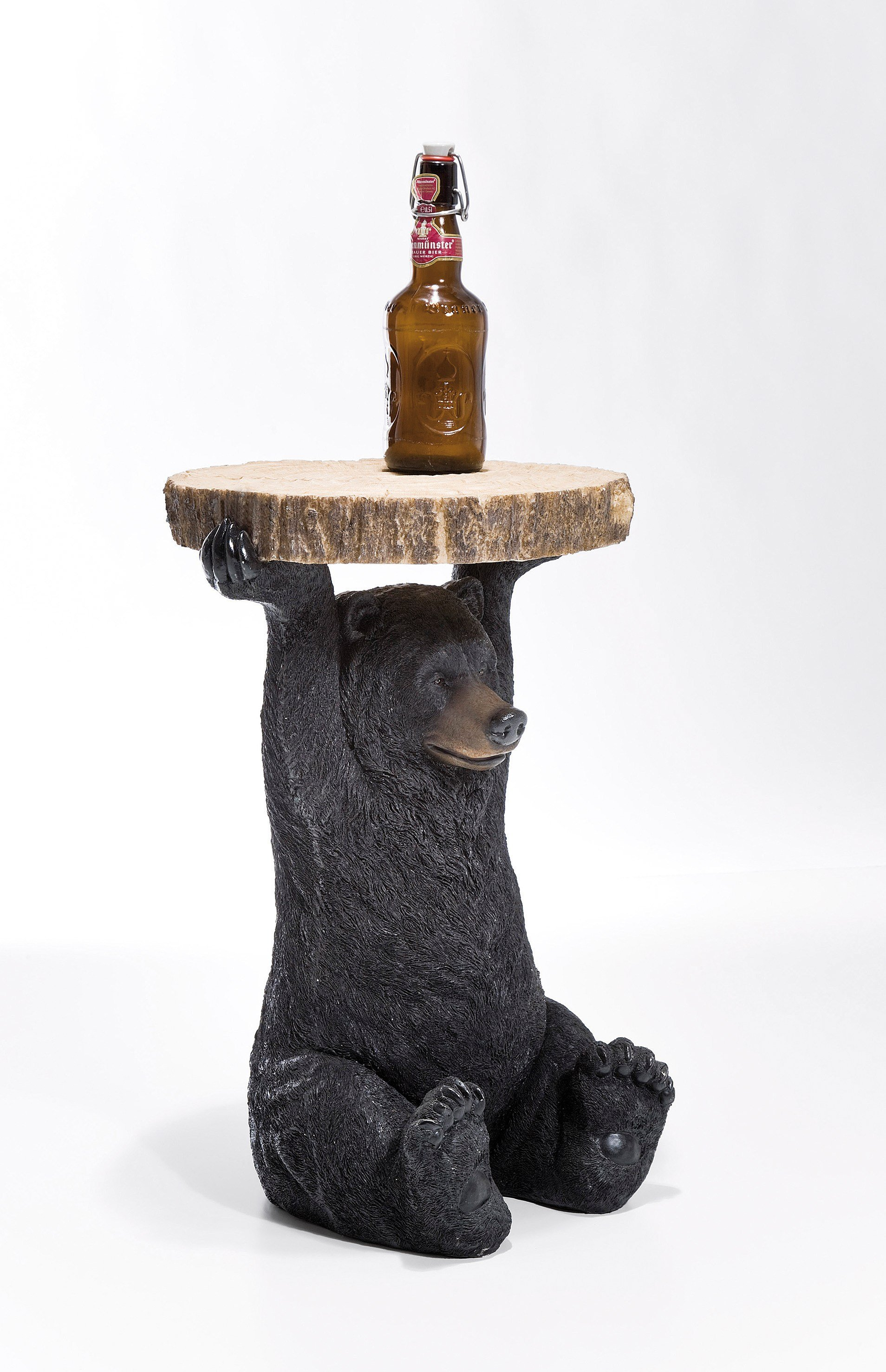 Bear coffee table by kare design - Table kare design ...