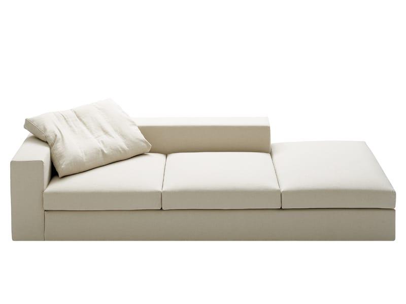 canap lit avec rev tement amovible beta by zanotta design. Black Bedroom Furniture Sets. Home Design Ideas