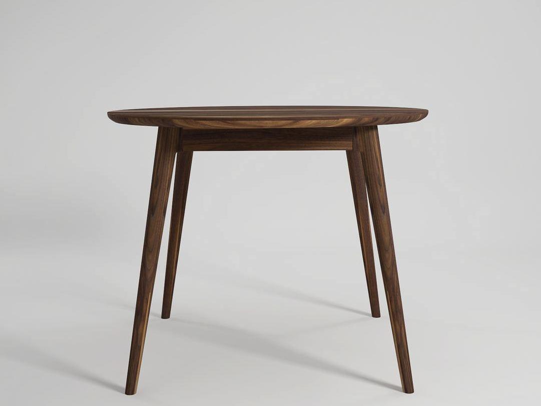 Vintage tavolo rotondo by karpenter design karpenter for Tavolo da studio