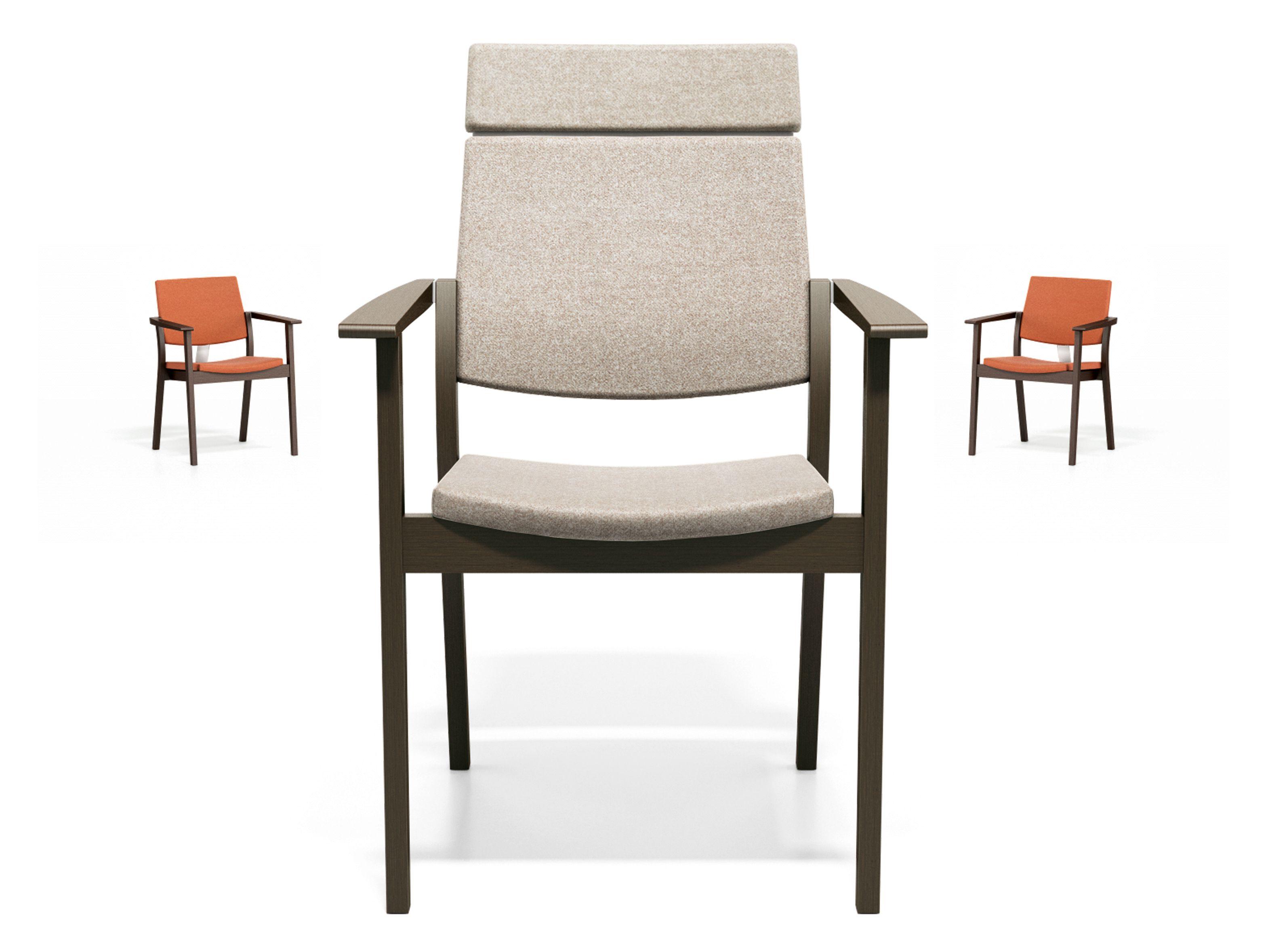Sina sedia con schienale alto by casala design kressel for Sedia design schienale alto