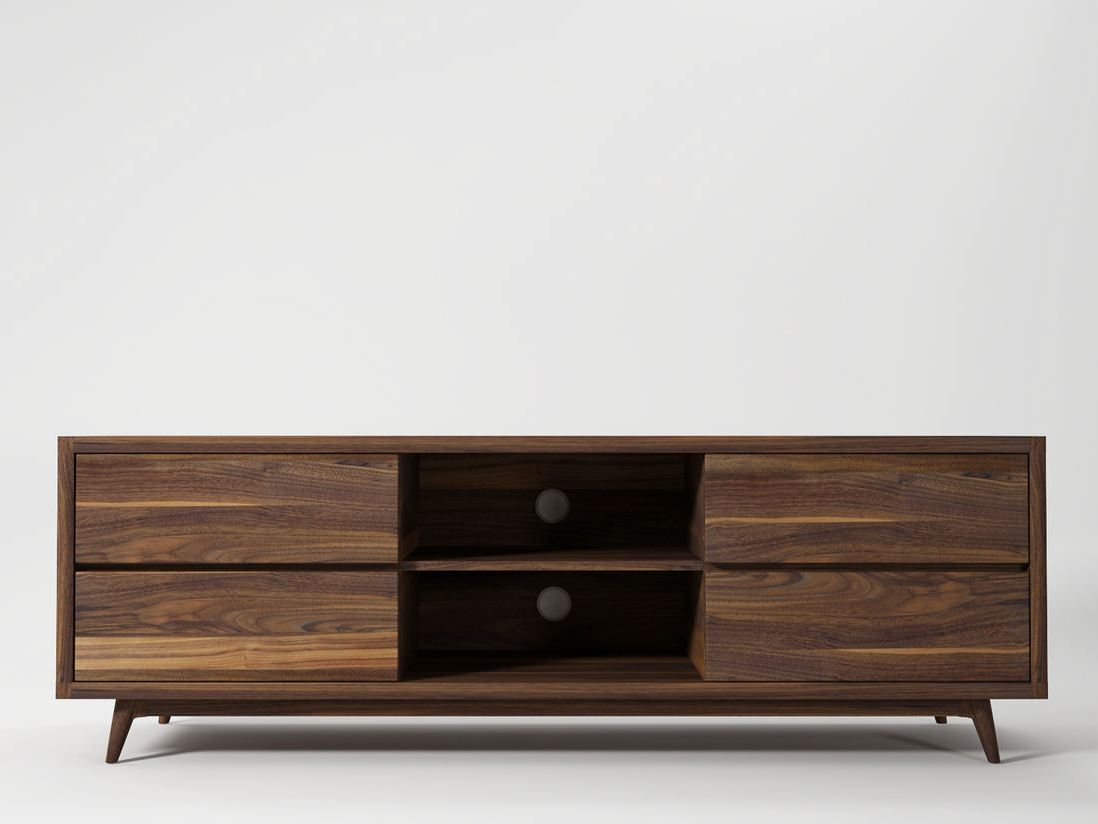 vintage tv cabinet by karpenter design hugues revuelta. Black Bedroom Furniture Sets. Home Design Ideas