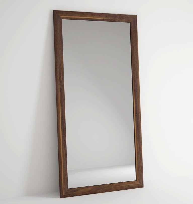 Vintage specchio da terra by karpenter design karpenter - Specchio da appoggio ...
