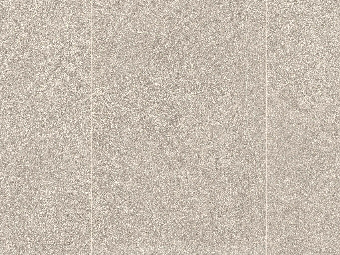 Pavimento in laminato effetto pietra ardesia d alpaca by pergo for Pavimento effetto pietra