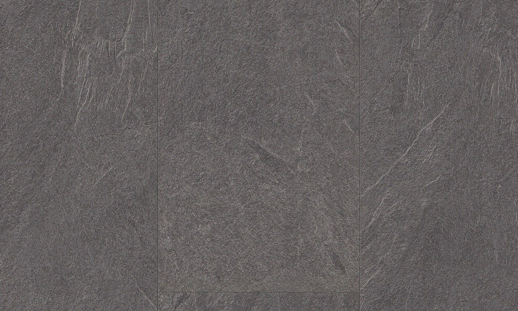 Pavimento in laminato effetto pietra ardesia grigia - Piastrelle ardesia ...