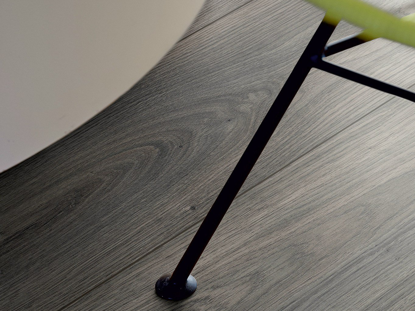 Laminate Flooring Dark Grey Oak By Pergo