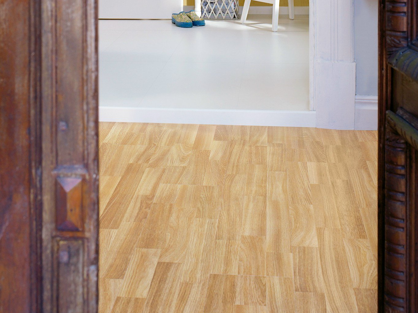 Laminate Flooring Elegant Oak By Pergo