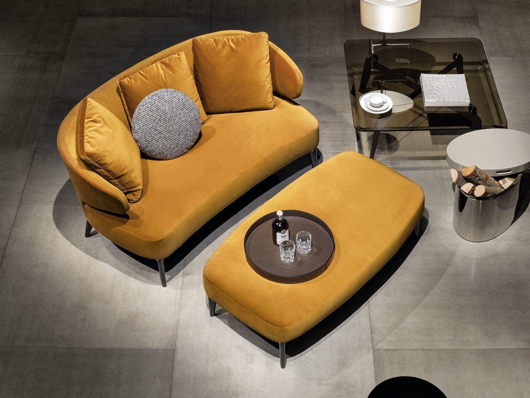 Aston by minotti design rodolfo dordoni for Arredare milano indipendenza