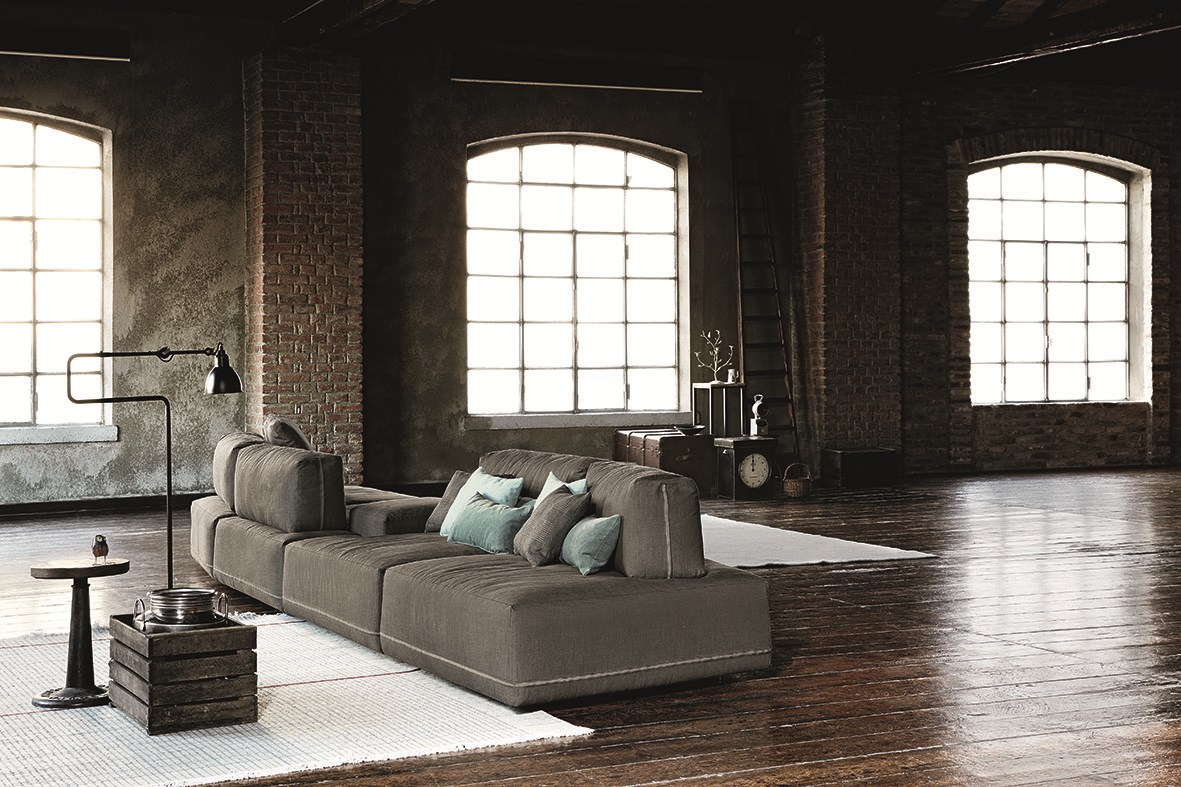 Sanders modular sofa by ditre italia design stefano for Divano quick