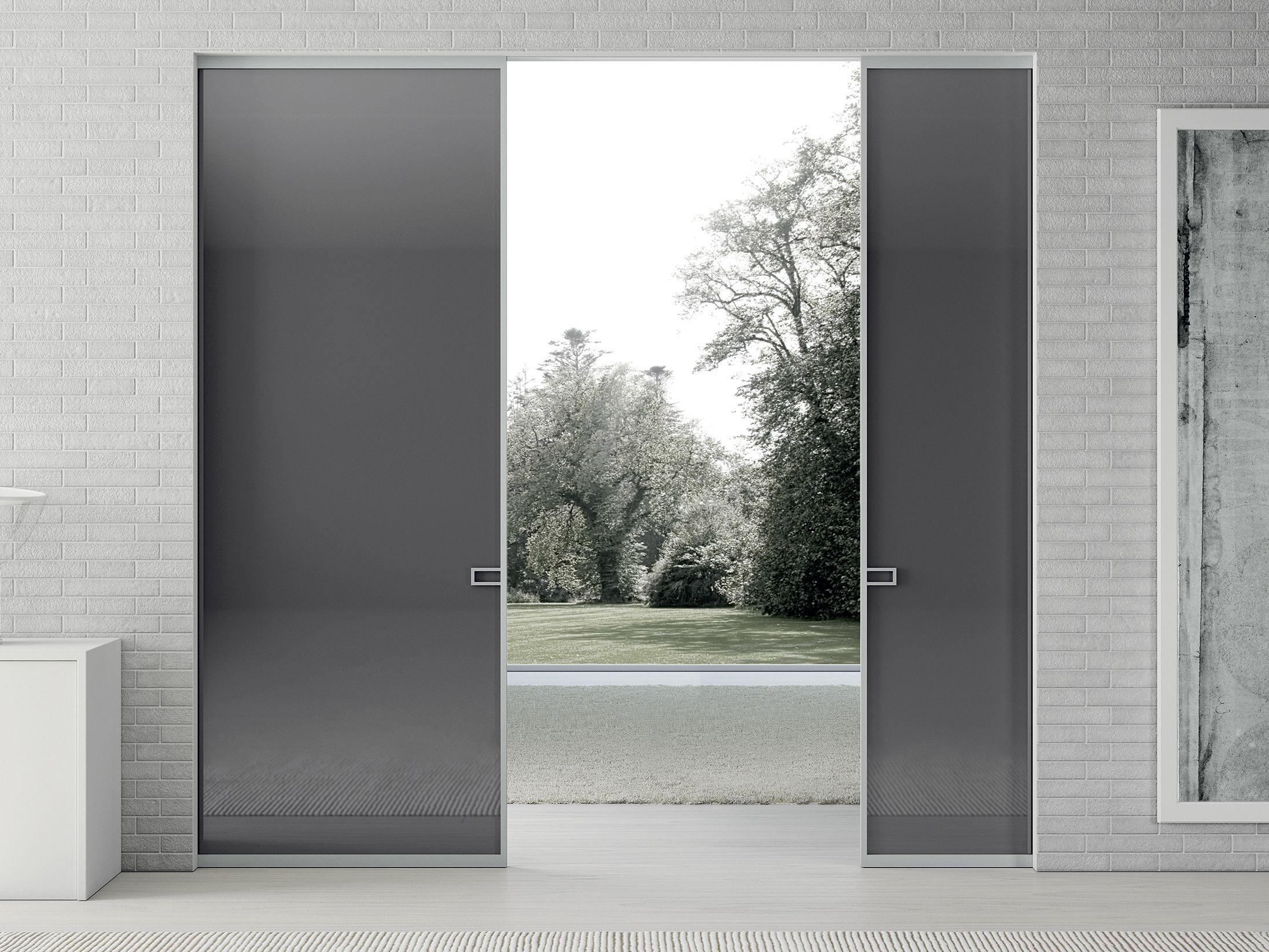 Less porta scorrevole a scomparsa by movi italia - Porta scomparsa ...
