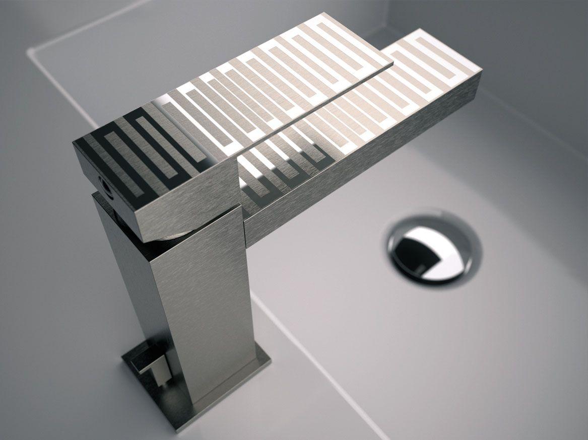 Skyline dekora miscelatore per lavabo by daniel rubinetterie