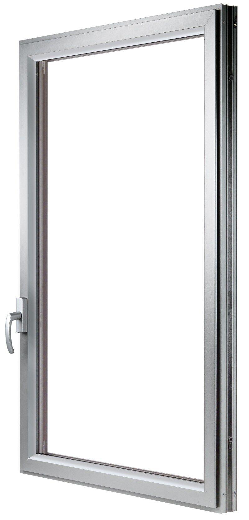 Finestra a taglio termico in alluminio eku perfektion - Finestra a taglio termico ...