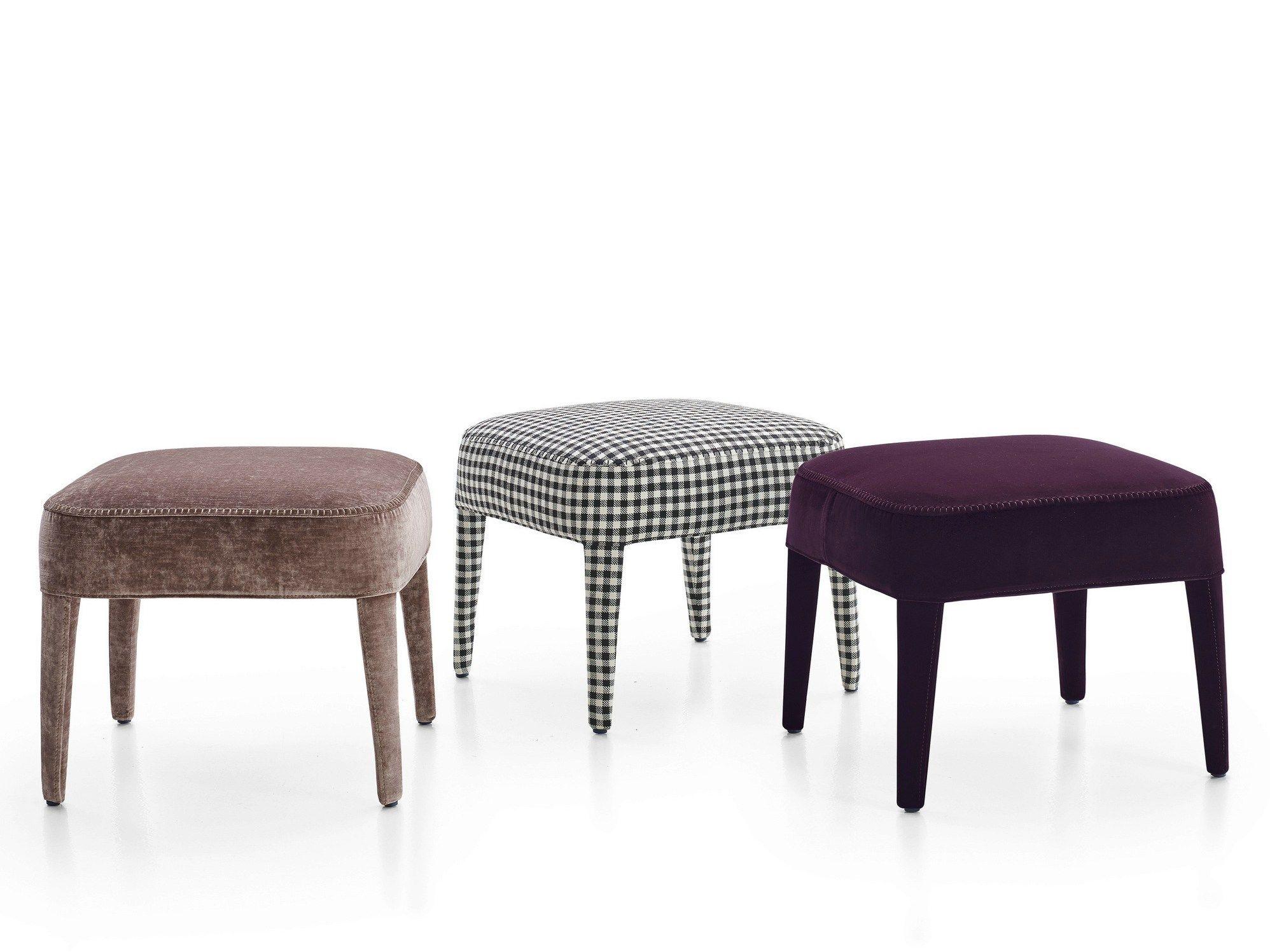 febo pouf imbottito by maxalto a brand of b b italia spa design antonio citterio. Black Bedroom Furniture Sets. Home Design Ideas