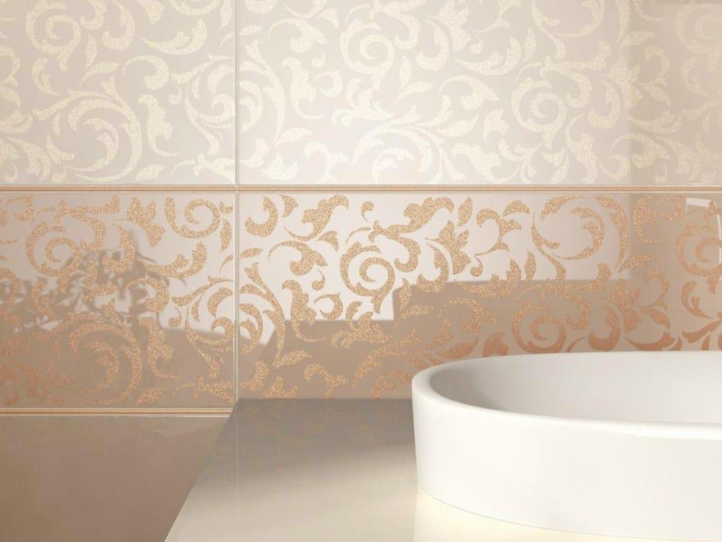 wandbelag aus keramik f r innen melody by ceramiche supergres. Black Bedroom Furniture Sets. Home Design Ideas