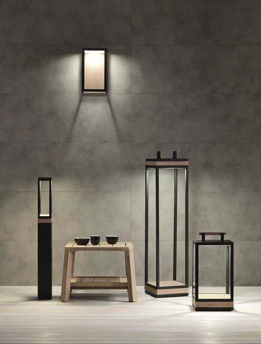 carr bollard light by ethimo design niccol grassi. Black Bedroom Furniture Sets. Home Design Ideas