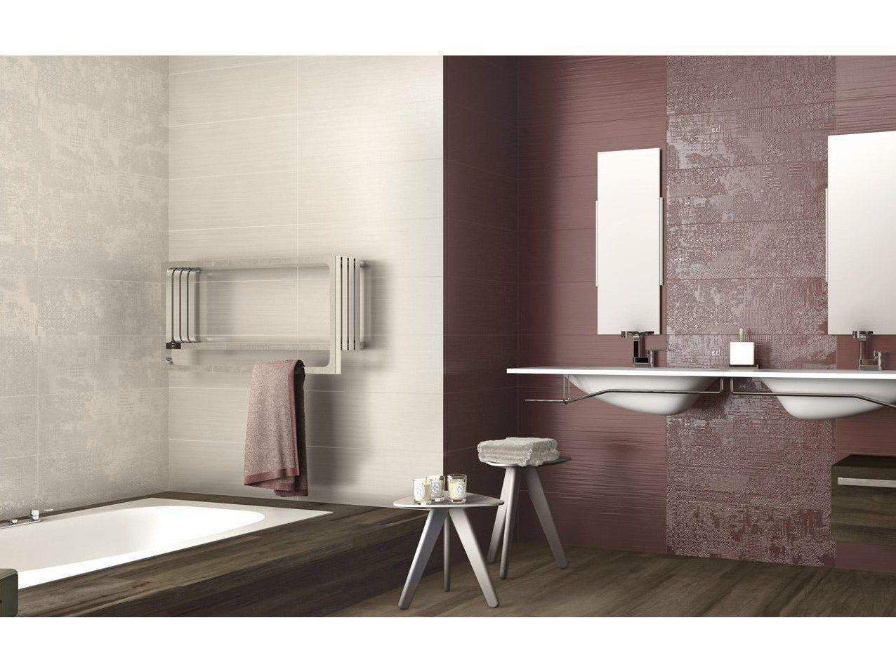rivestimento in ceramica lace by ceramiche supergres. Black Bedroom Furniture Sets. Home Design Ideas