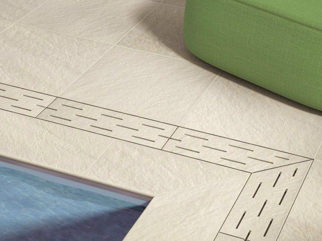 Carrelage ext rieur en gr s c rame stockholm t20 by ceramiche supergres - Carrelage en gres cerame ...