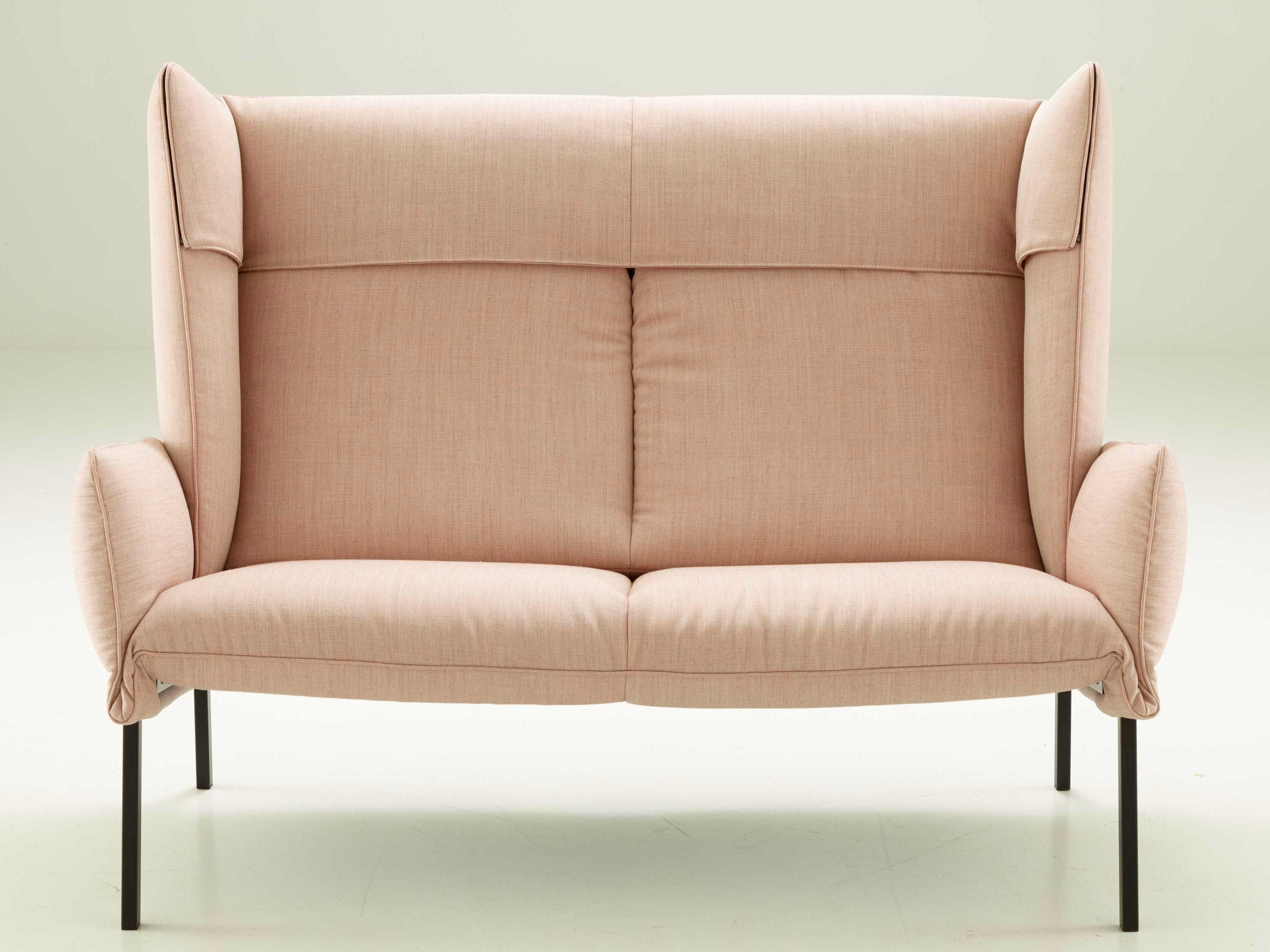 beau fixe small sofa by roset italia design inga semp. Black Bedroom Furniture Sets. Home Design Ideas