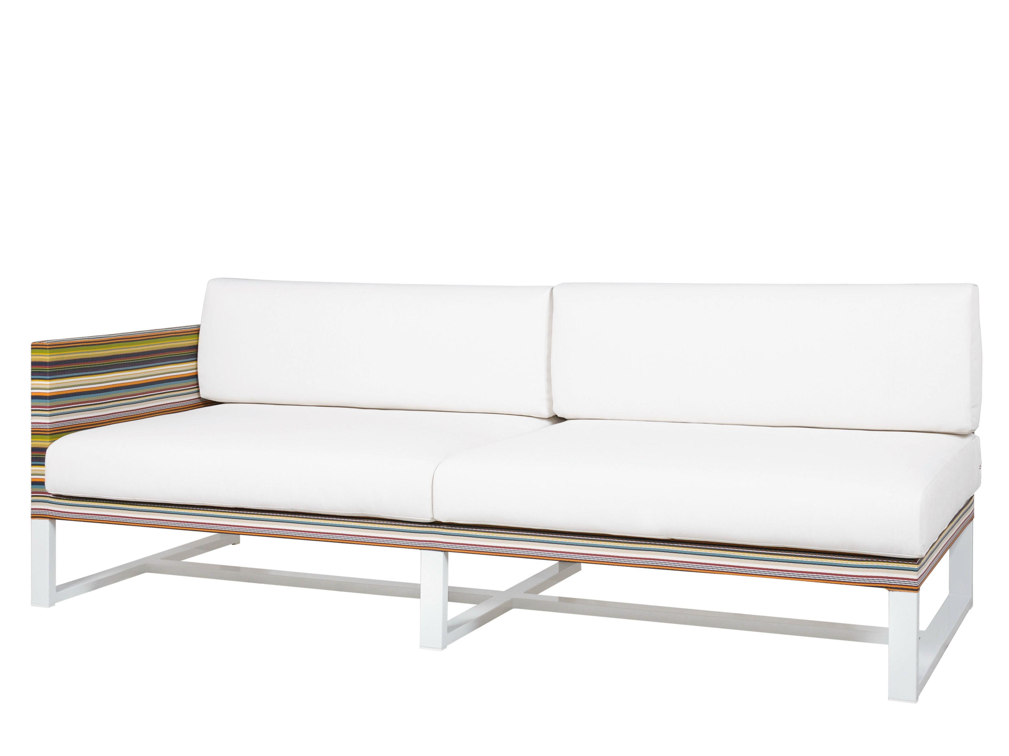 Striped 2 Seater Sofa Prodotti Relfcdaccdaecce