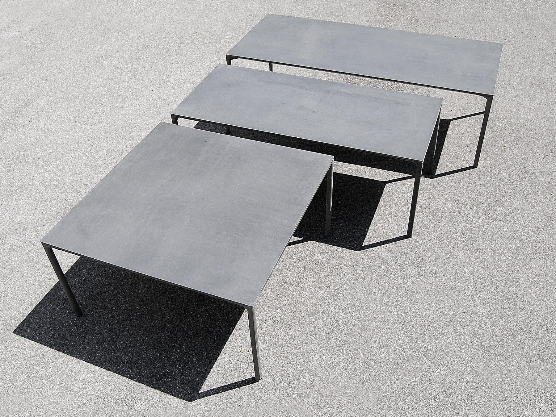 Boiacca square table by kristalia design lucidipevere for Table kristalia