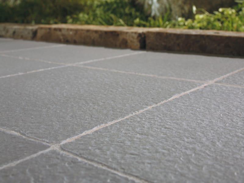 Pavimento rivestimento in gres porcellanato effetto pietra per interni ed esterni belgian grey - Gres porcellanato effetto pietra per esterni ...