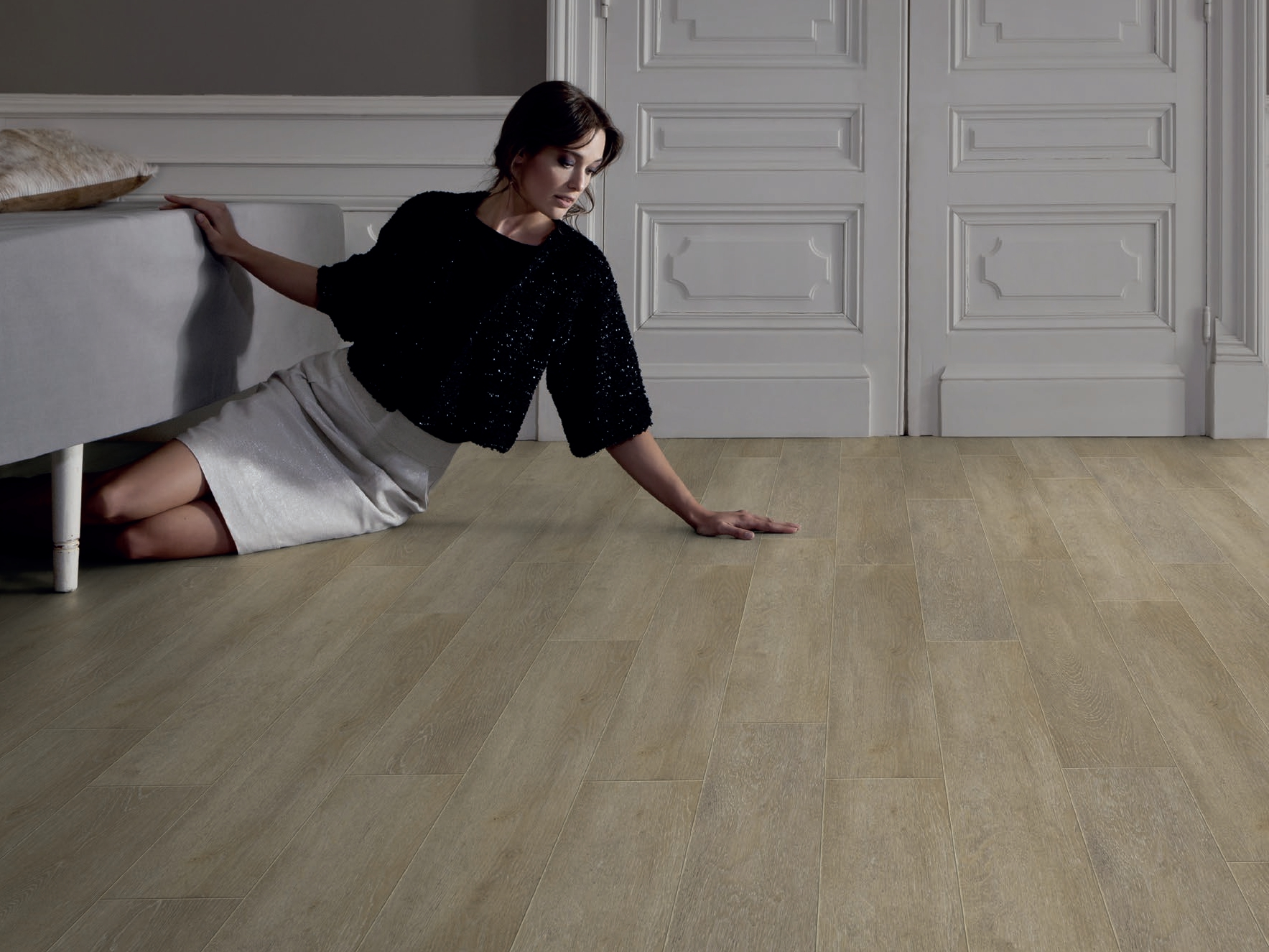 Virtuo classic 55 pavimento imitaci n madera by gerflor - Pavimentos de vinilo ...