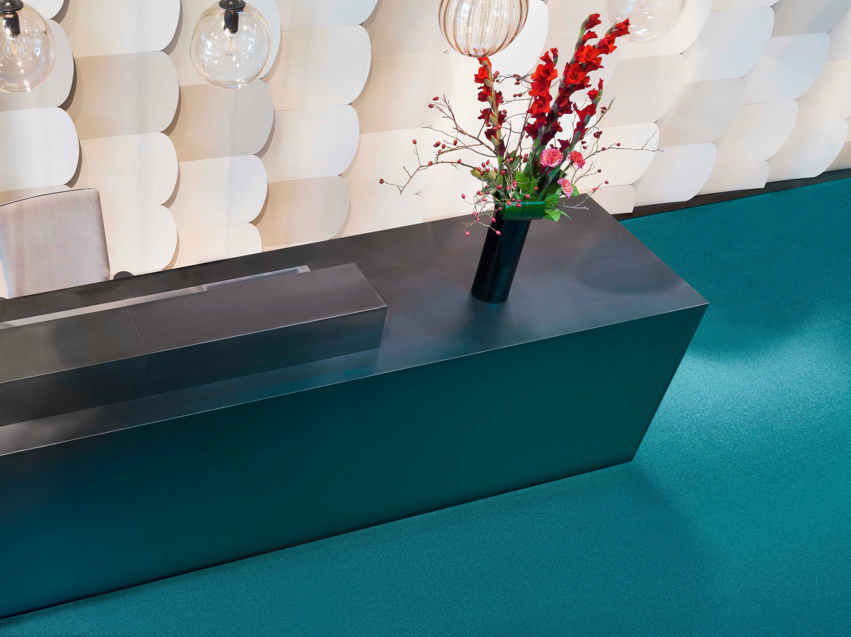 uni teppichboden format by vorwerk co teppichwerke. Black Bedroom Furniture Sets. Home Design Ideas