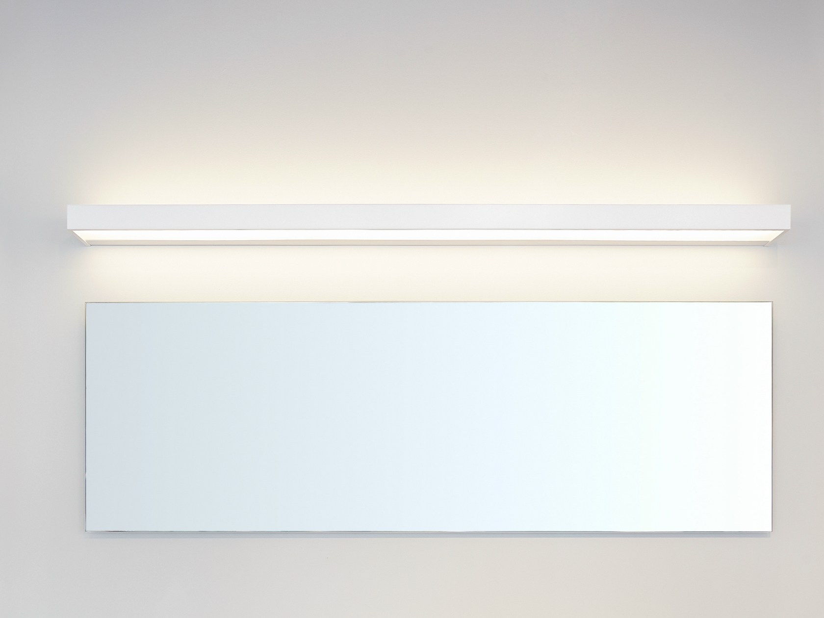 led spiegelleuchte box 150 led by decor walther. Black Bedroom Furniture Sets. Home Design Ideas