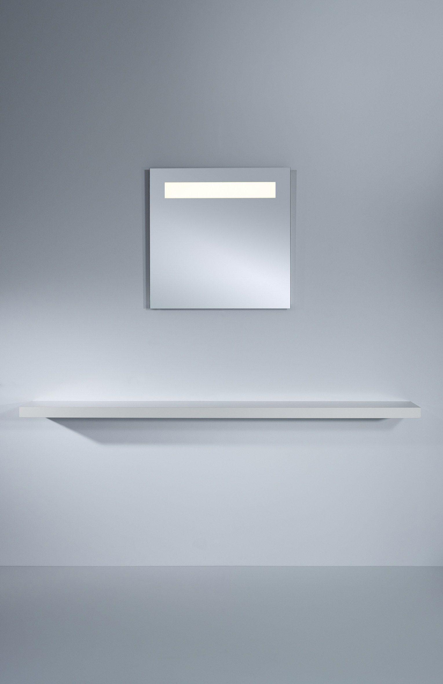 Specchio A Parete Con Illuminazione Integrata B Pure By