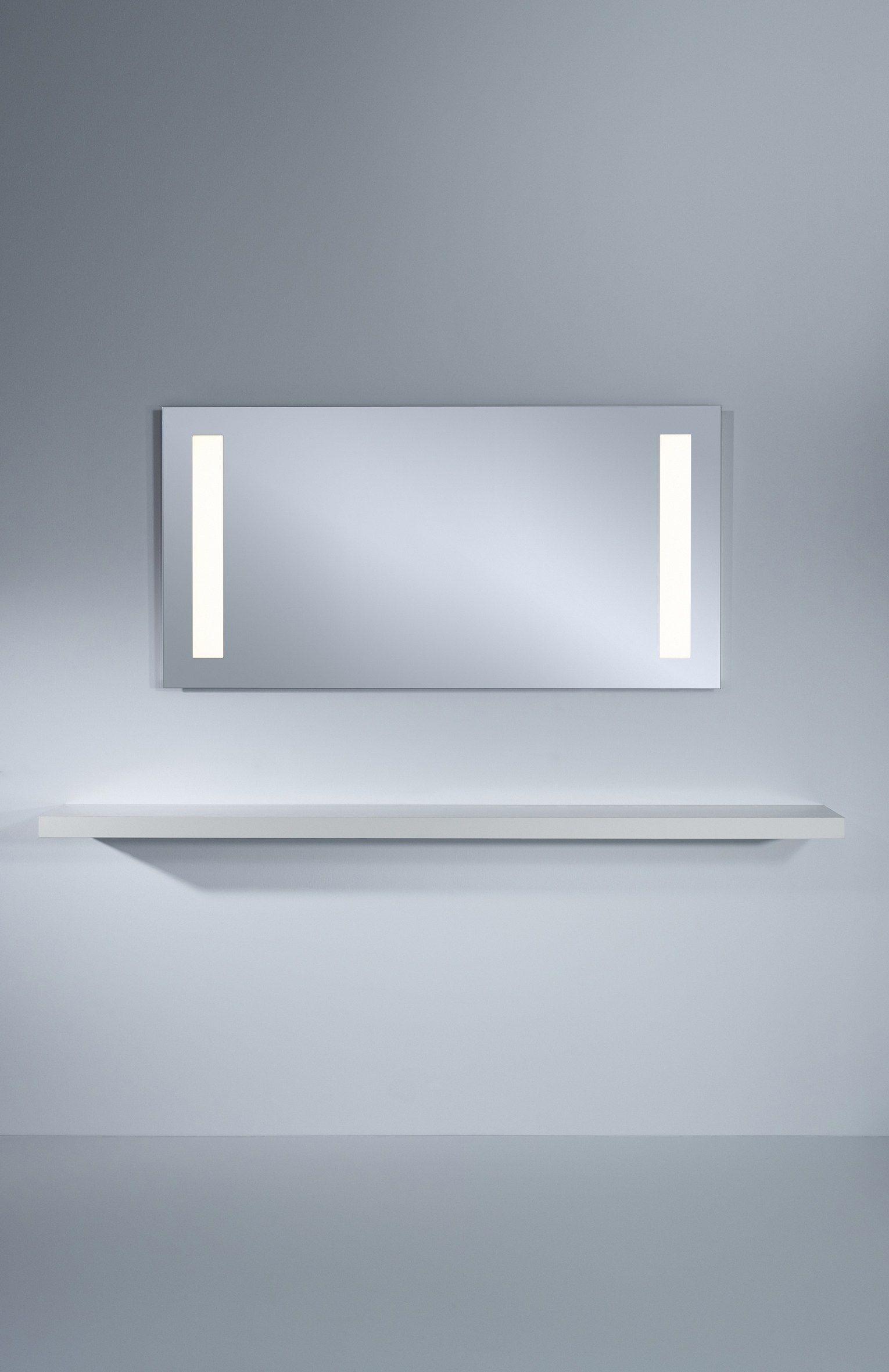 miroir mural avec clairage int gr b pure collection. Black Bedroom Furniture Sets. Home Design Ideas