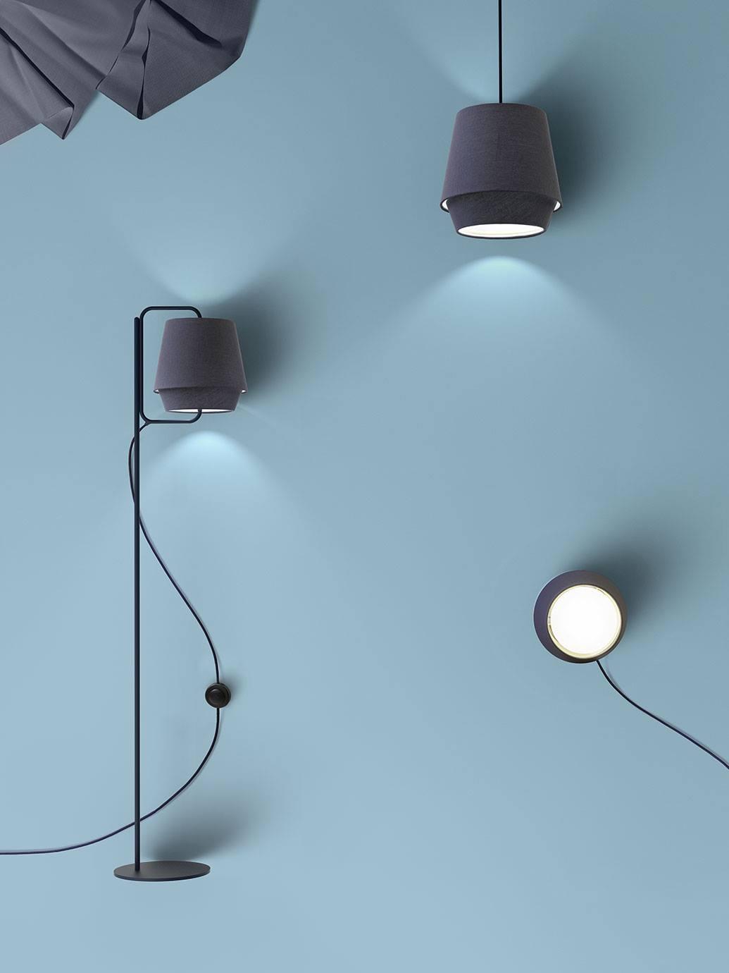 ELEMENTS Floor lamp by ZERO design NOTE Design Studio