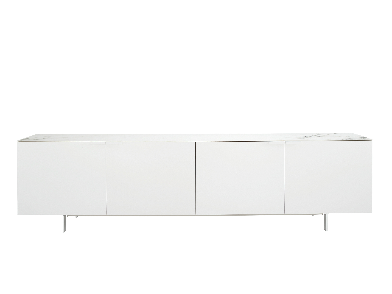 everywhere sideboard by roset italia design christian werner. Black Bedroom Furniture Sets. Home Design Ideas