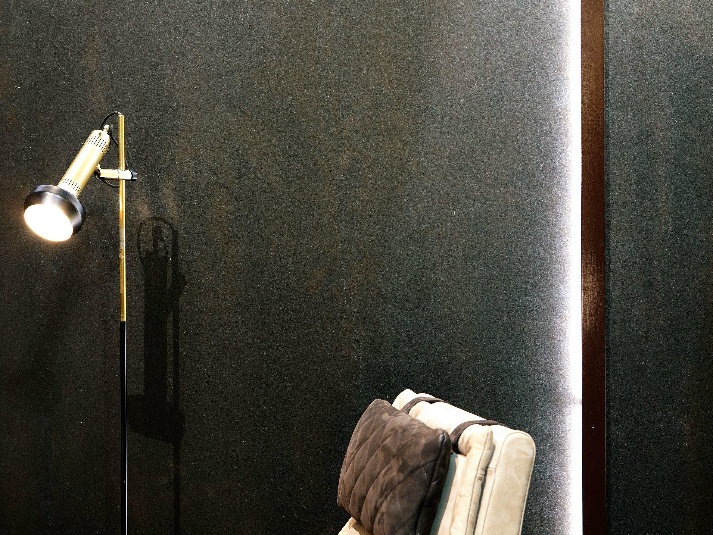 Pittura decorativa antico ferro by oikos s r l a socio unico for Pittura brillantinata oikos