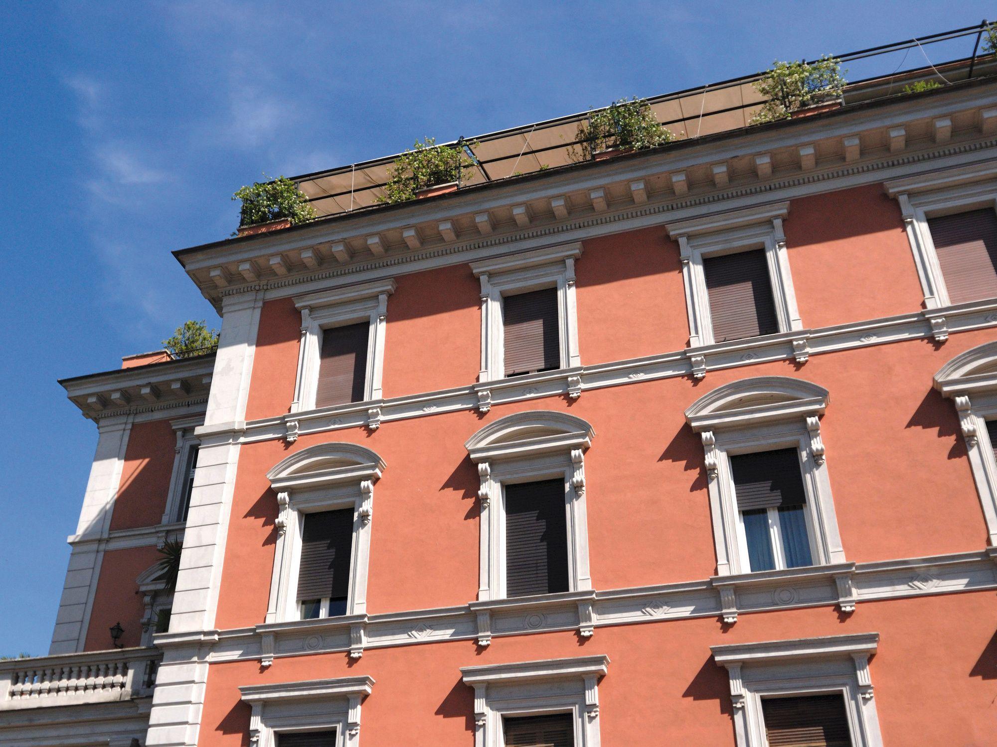 rev tement mural pour ext rieur decorsil venezia by oikos s r l a socio unico. Black Bedroom Furniture Sets. Home Design Ideas