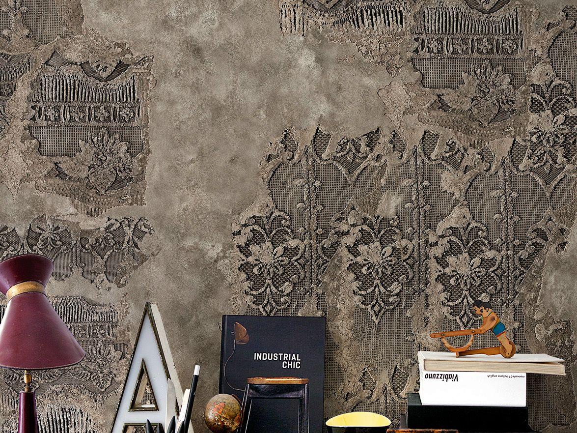 Carta da parati effetto muro sangallo by wall dec design for Carta da parati adesiva effetto muro