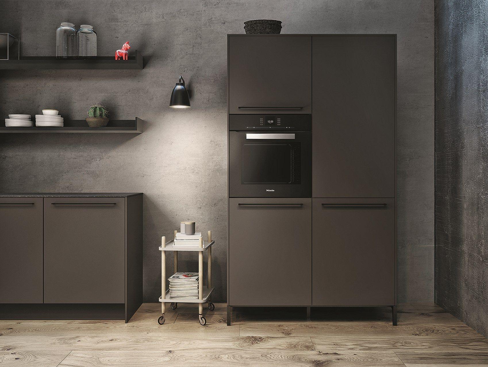 colonna per frigorifero forno e lavastoviglie siematic 29 by siematic. Black Bedroom Furniture Sets. Home Design Ideas