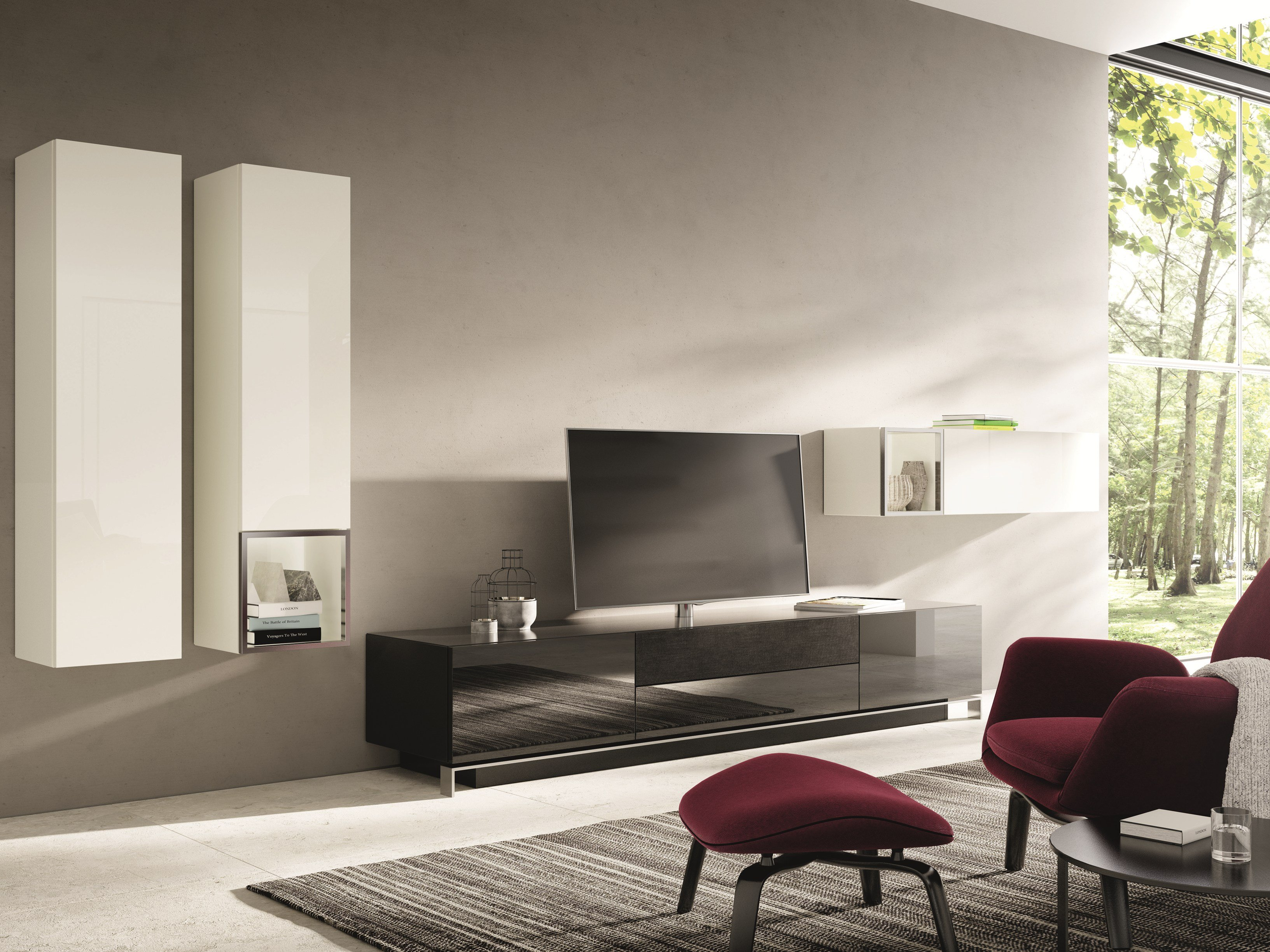 h lsta neo tv m bel interessante ideen f r. Black Bedroom Furniture Sets. Home Design Ideas