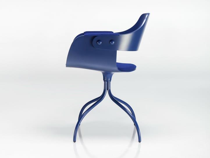 SHOWTIME Sedia in alluminio by BD Barcelona Design design ...