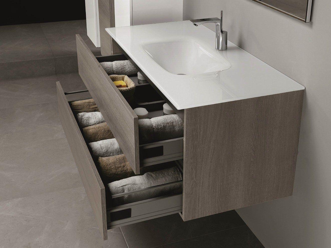 h ngender waschtischunterschrank mit schubladen by. Black Bedroom Furniture Sets. Home Design Ideas